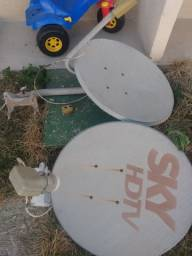 2 Antenas por 20