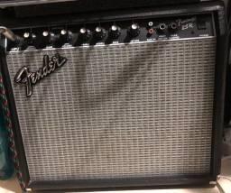 Amplificador Fender - cubo Frontman 25r