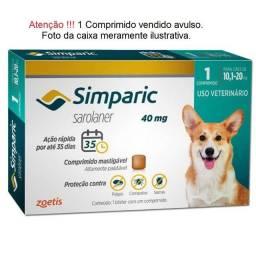 Simparic 40 mg para cães 10,1 a 20 kg - Zoetis