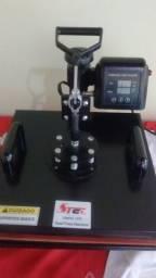 Impressora Epson ecotanq sublimatica e prensa térmica