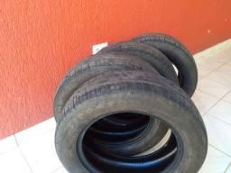 Quatro pneus Firestone f600
