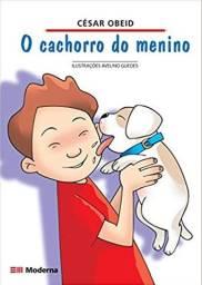 Livro o cachorro do menino