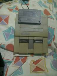 Vendo/troco Super Nintendo Fat