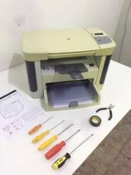 IMPRESSORA HP LASERJET M1120 revisada