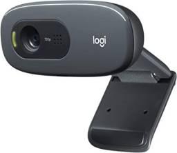 Webcam Logitech C270 - Novo