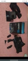 Gopro hero 5 black pouco usado
