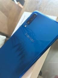 Samsung A7 2018 ( Aceito Cartão )