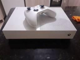 Vídeo Game Xbox one s (all digital) com 1 controle