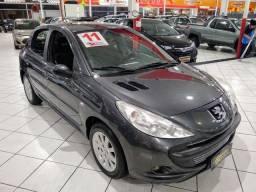 Peugeot 207 1.6 flex XS aut 2011 financiamento em até 60x