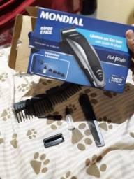 Máquina corta cabelo Mondial