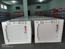 Freezer Electrolux H330 314 litros lacrados entrega grátis