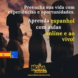 AULAS DE ESPANHOL PARA INICIANTES!