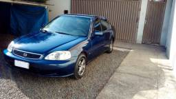 Civic azul 2000