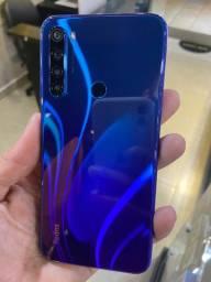 Xiaomi redmi note 8 64gb novos com 1 ano de garantia + brinde