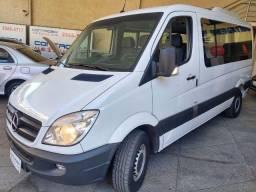 Título do anúncio: Sprinter Standard Van CDI 415 16 Lugares Bi-Turbo Teto Baixo Diesel Manual