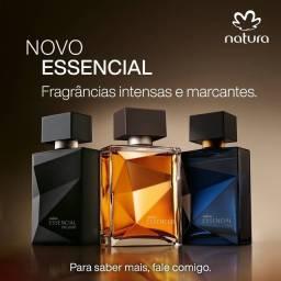 Vendo perfumes Natura Essencial