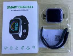 Relógio Inteligente SmartWatch Para ios / Android
