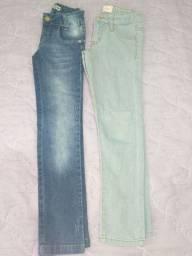 Calças jeans PROMOÇÃO R$ 20,00