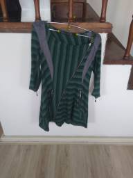 Vestido da Espaço Fashion (tamanho M)