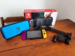 Nintendo Switch Desbloqueado 128GB