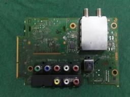 Placa principal tuner da smart tv sony bravia, kdl-50w805b