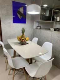 Vende-se Lindo flat 2 quartos mobiliado no Oka Beach Residence em Muro Alto