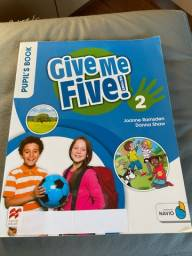 Give me Five 2 (Pupil?s Book + Activity Book)
