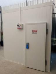Câmara Frigorifica Resfriados - Nova (Montagem e Instalação Inclusos)