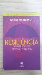 """Livro """" Resiliência: o segredo da força psíquica"""""""