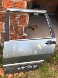 Sucata porta Fiat uno