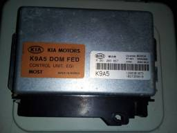 Modelo de injeção do Kia Clarus