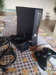 Xbox 360 slim - DESTRAVADO