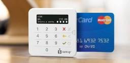 Maquininha de cartão sumup por apenas 20 reais retirada no eusebio