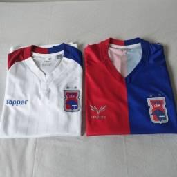 Kit 2camisas oficial Paraná Clube  usadas