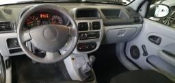 RENAULT CLIO CAMPUS 1.0 16V HIFLEX Preto 2012/2012