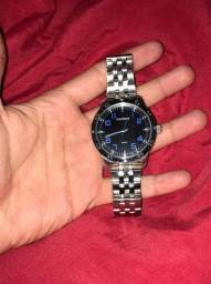Título do anúncio: Relógio masculino semi joia prata