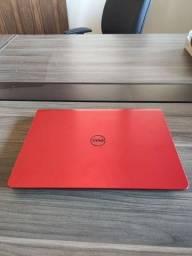 Notebook Dell Intel Core i5 com 12Gb de Ram e Placa de vídeo dedicada 2Gb