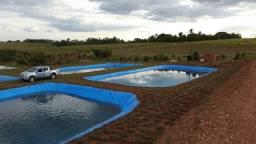 Lona Lago Tanque Criação Peixe Manta Impermeável