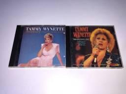 Coleção Cds Tammy Wynette !!