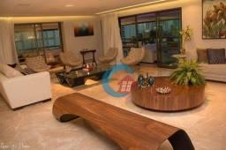 Título do anúncio: Apartamento com 5 quartos à venda, 450 m² por R$ 3.230.000 - Casa Forte - Recife/PE