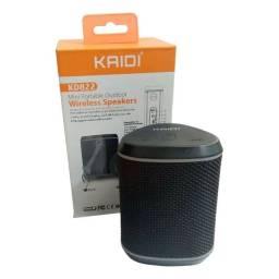 Caixa de Som Kaidi Prova D'Água KD822 Função TWS P/Piscina - Loja Natan Abreu
