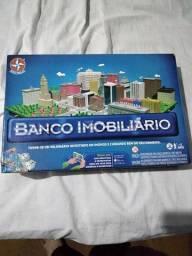 Título do anúncio: Jogo Banco Imobiliário