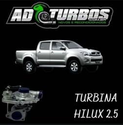 Turbina Hilux 2.5