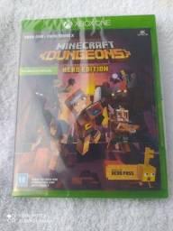 Minecraft Dungeons Hero Edition - Lacrado!