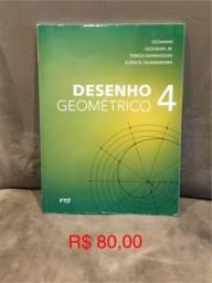 Livro - Desenho Geométrico 4