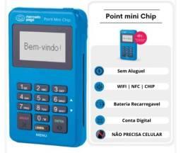 Point Mini Chip - Nao precisa de Celular e aceita Aproximação