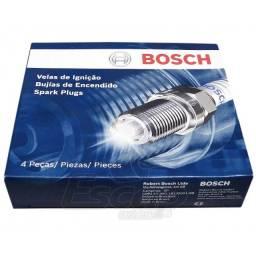 Vela Ignição Bosch - F000KE0P02 - Carros Populares