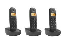 Título do anúncio: Telefone Sem Fio TS 2513 Preto