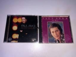 Coleção Cds Paul Anka !!