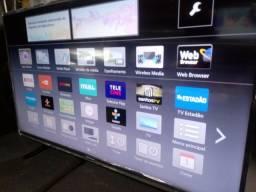 Smart tv Panasonic 32 led completa